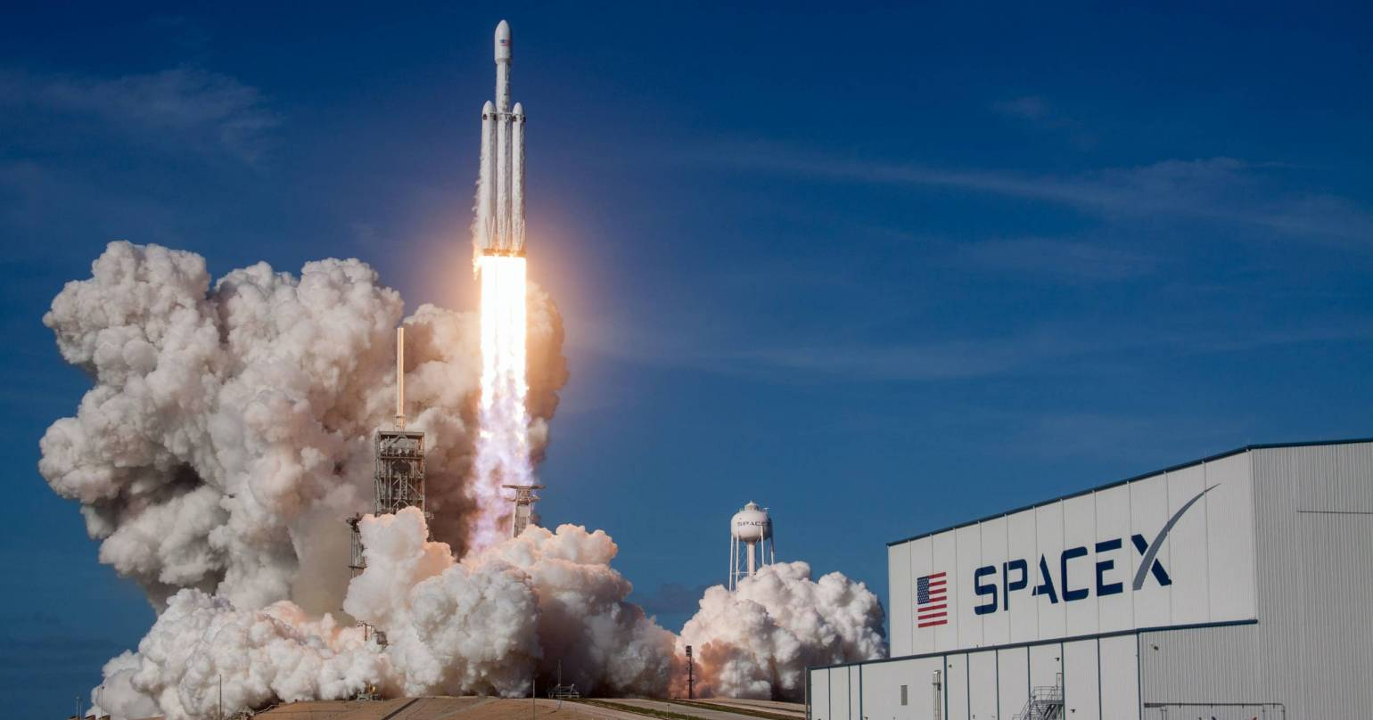 What's SpaceX got to do with it?